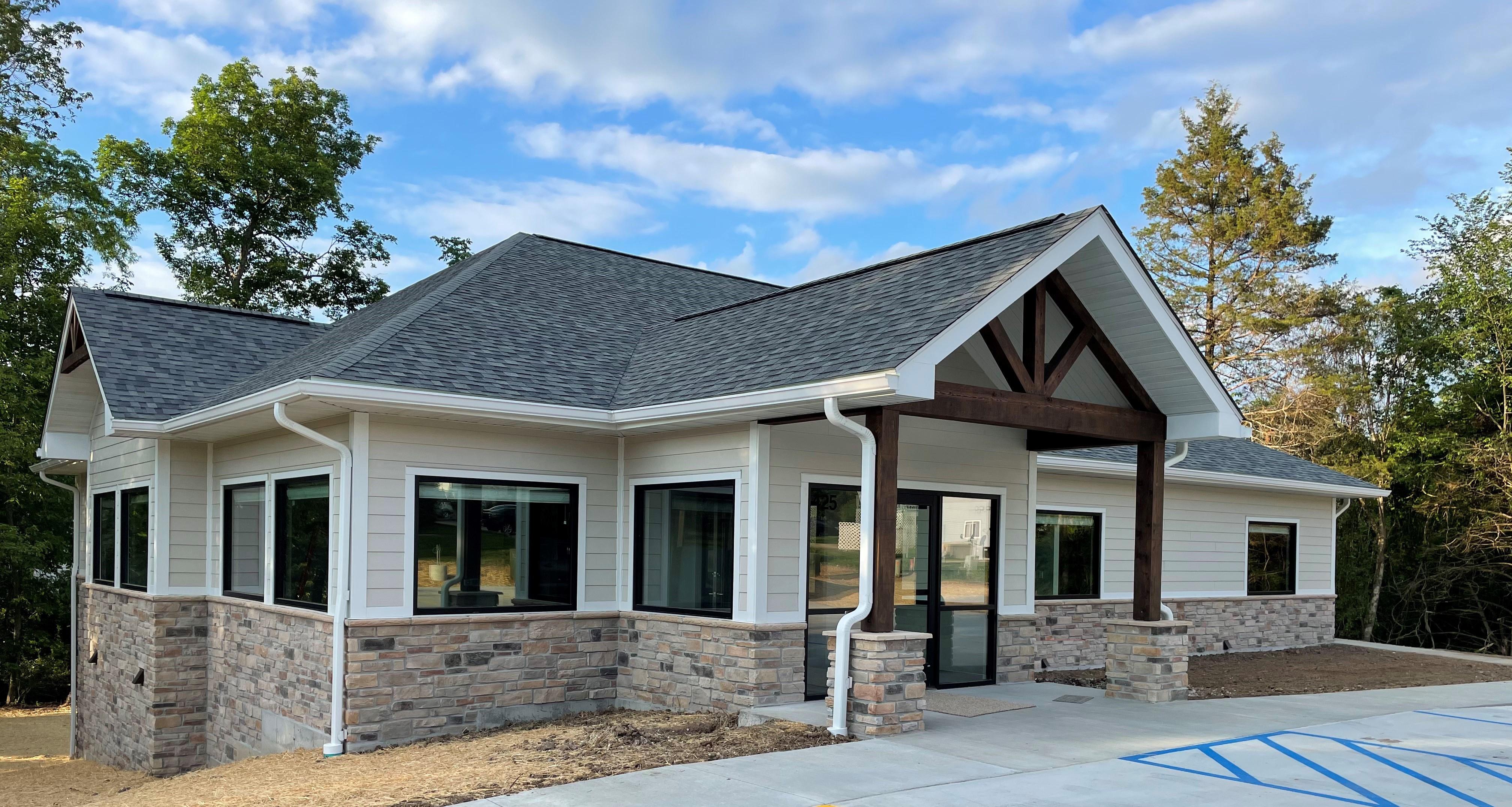 Moorkamp and Arthur Family Dentistry New Dental Facility at 425 Pine Tree Rd Rolla MO 65401